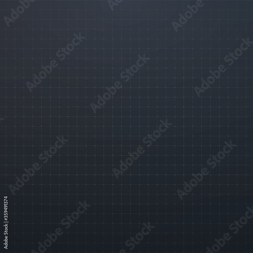 Futuristic background with grid Fototapet