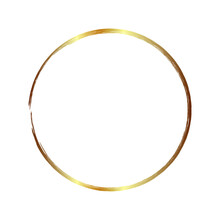 Golden Circle Frame, Hand-draw...