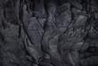 canvas print picture Dark grey black slate background