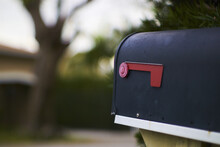 Mailbox On The Street