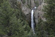 Tower Falls, Yellowstone Natio...