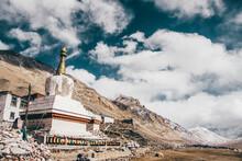 Rongphu Monastery, A Tibetan T...