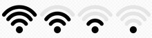Wi-fi Wireless Icon Collection...