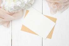 Romantic Love Letter Concept. ...