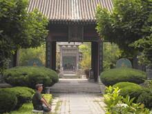 Chinese Garden Gate