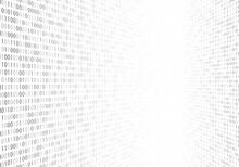 Digital  Binary Code Backgroun...