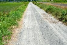 ダート 未舗装路 農道 ...