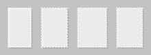 Postage Stamp Perforated Borde...