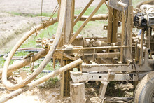 Ground Drilling Water Machine ...