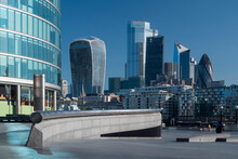 City Of London Financial Distr...