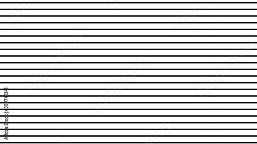 black and white striped background Canvas