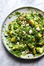 Super Green Potato Salad