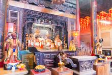Xiluo Guangfu Temple In Xiluo,...