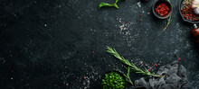 Black Stone Culinary Banner. T...