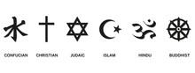 World Religion Symbols - Chris...
