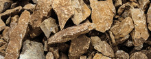Texture Of Crushed Stones. Lot...