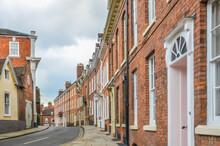 Typical Street In Shrewsbury T...