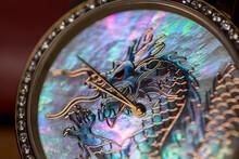 Luxury Watches With Iridescent...