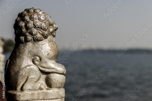 China estatua