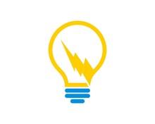 Energy With Light Bulb