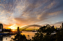 View Of Sydney Harbour Bridge ...
