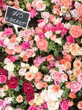 Full Frame Of Roses For Sale