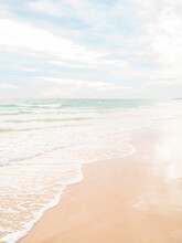 Bright And Sunny Beach