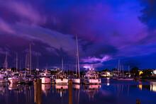 Cullen Bay Storm
