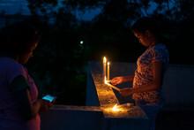 Teenage Girls Enlightening Candles
