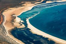 Sandbank On The Shore