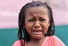 Little Girl Sobbing