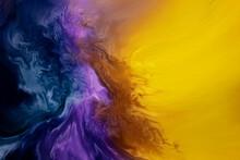 Soft And Liquid Color Waves Ba...