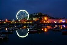 Ferris Wheel In Torquay Englis...