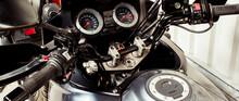 Arrow Speedometer Of Motorcycl...