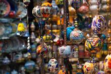 Colorful Turkish Ceramic Balls...