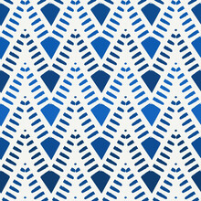 Ethnic Seamless Pattern. Freeh...