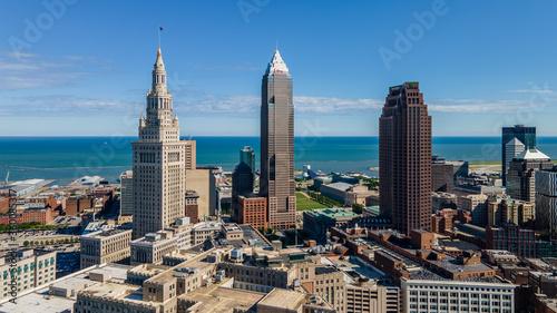 Obraz na plátně Cleveland Ohio