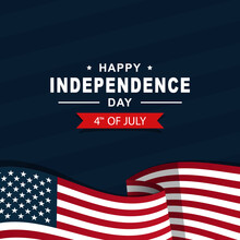 Happy Independence Day 4th Of ...