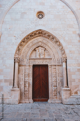 Fotografie, Obraz Basilica cathedral church of St