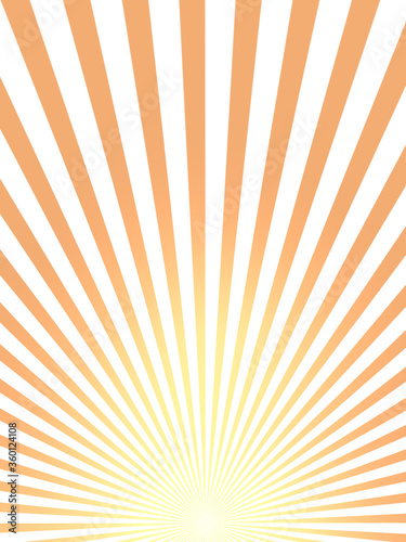 Fototapeta 放射状の光線 放射光 閃光 光線 輝く 神々しい 放射 obraz