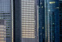 Windows Of Several Skyskrapers