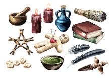 Big Witchcraft, Magic, Occult ...