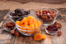 Assorted Of Dried Fruit