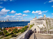 El Morro Castle And Lighthouse...