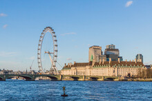The London Eye Or The Millenni...