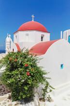 Greek Orthodox Chapel, Mykonos...