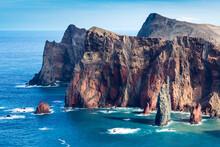Portugal, Madeira, Ponta De Sao Louenco