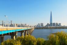 Lotte World Tower, Seoul, Sout...
