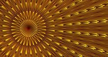 Circular Abstract Design