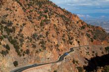 Highway 89 In Arizona, USA